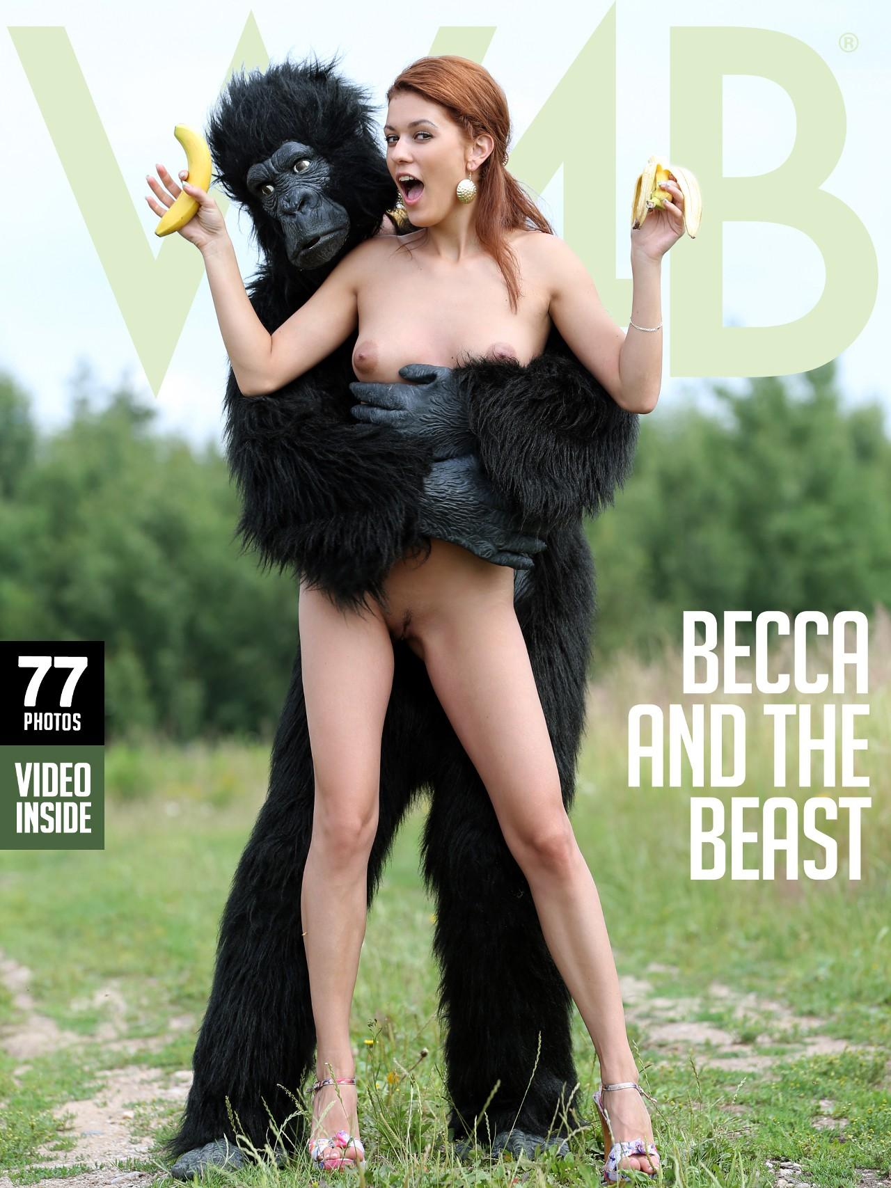 Becca: Becca and the beast