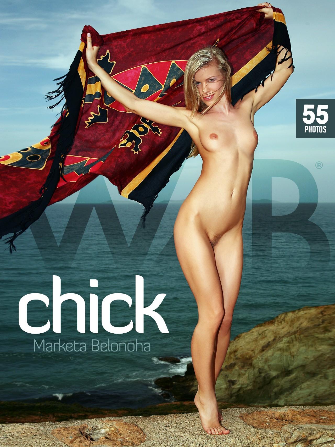 Marketa Belonoha: Chick