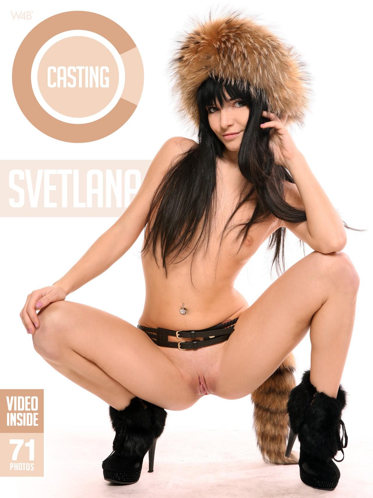 Svetlana: CASTING Svetlana