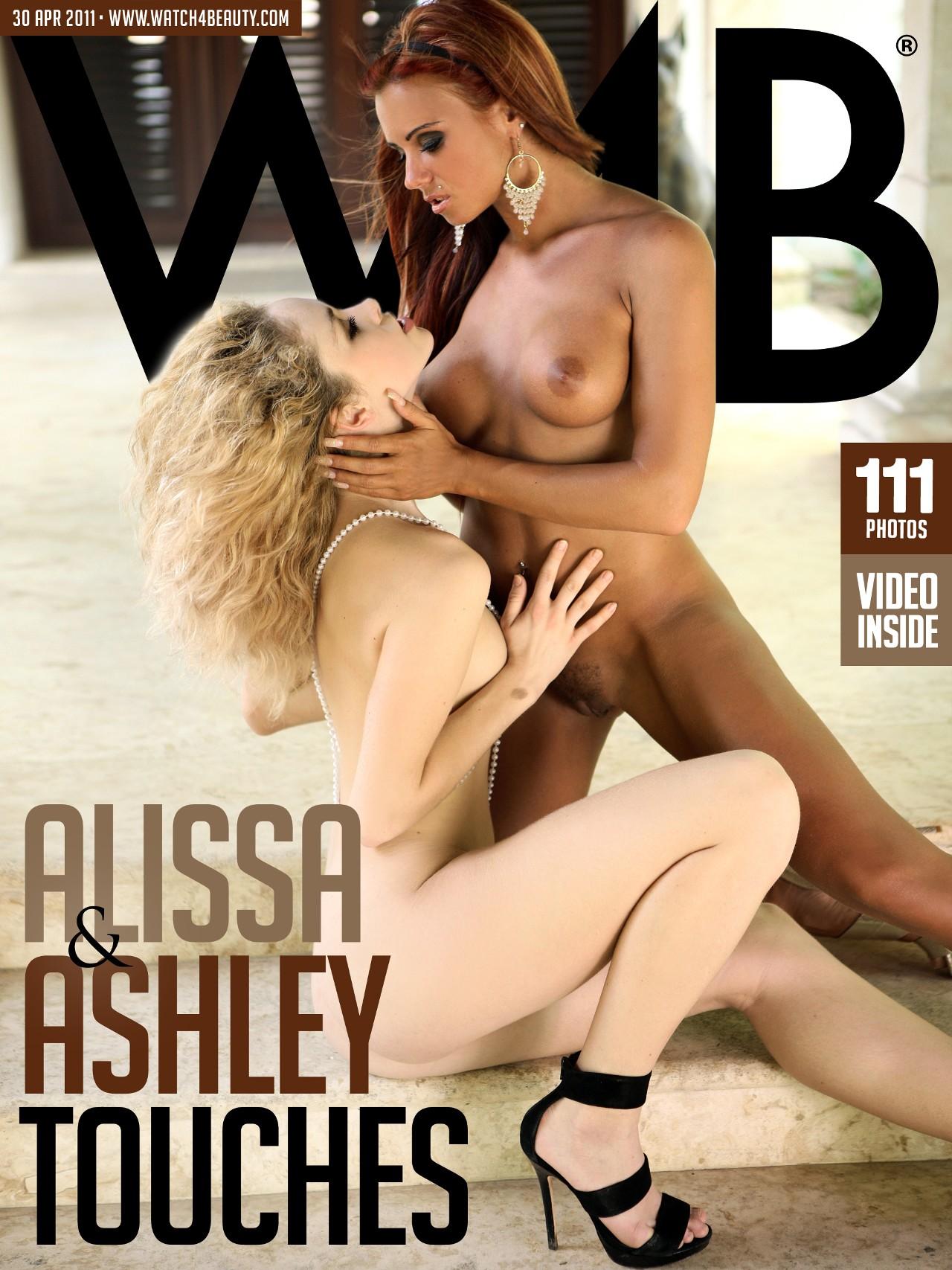 Ashley Bulgari: Touches