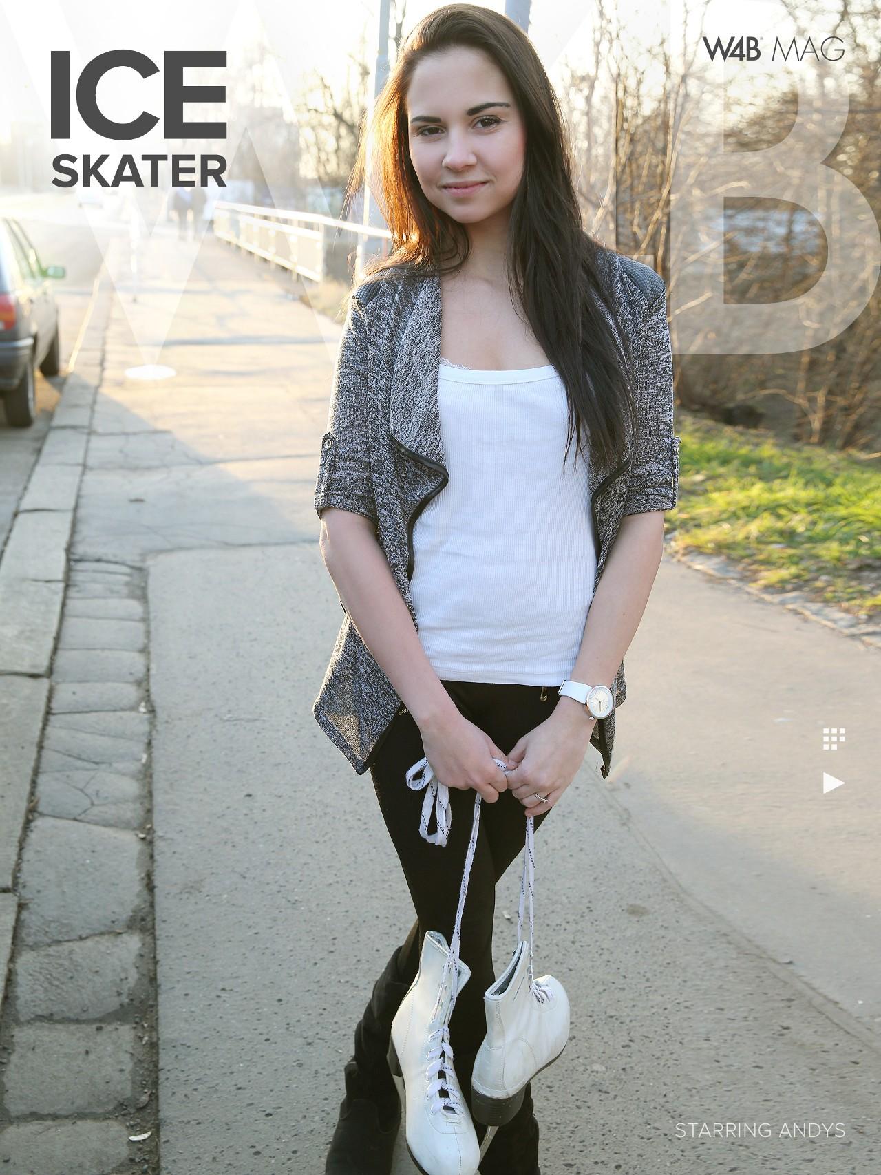 Andys: Ice Skater