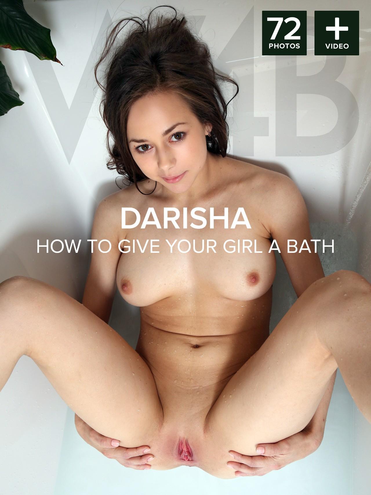 Darisha: How to give your girl a bath