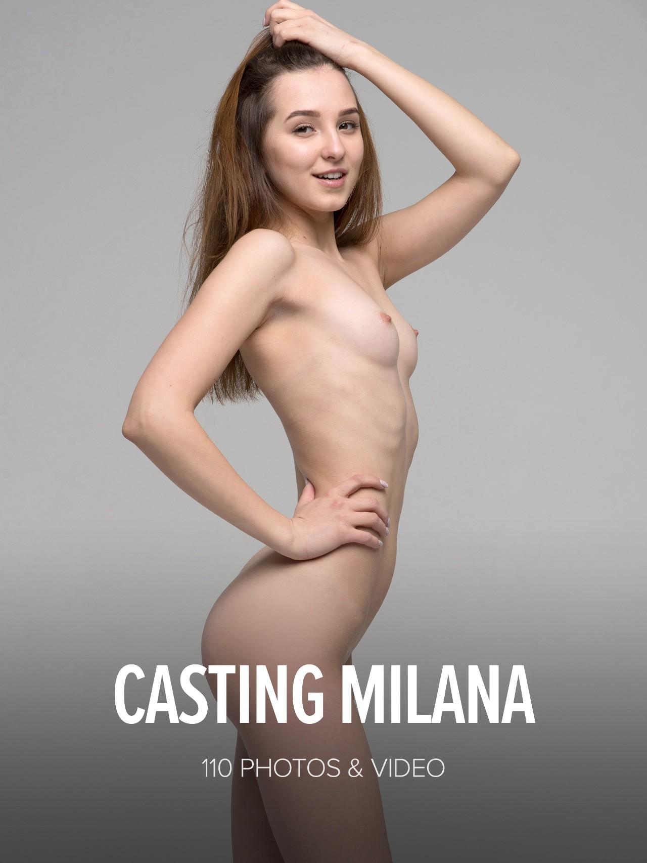 Milana: CASTING Milana