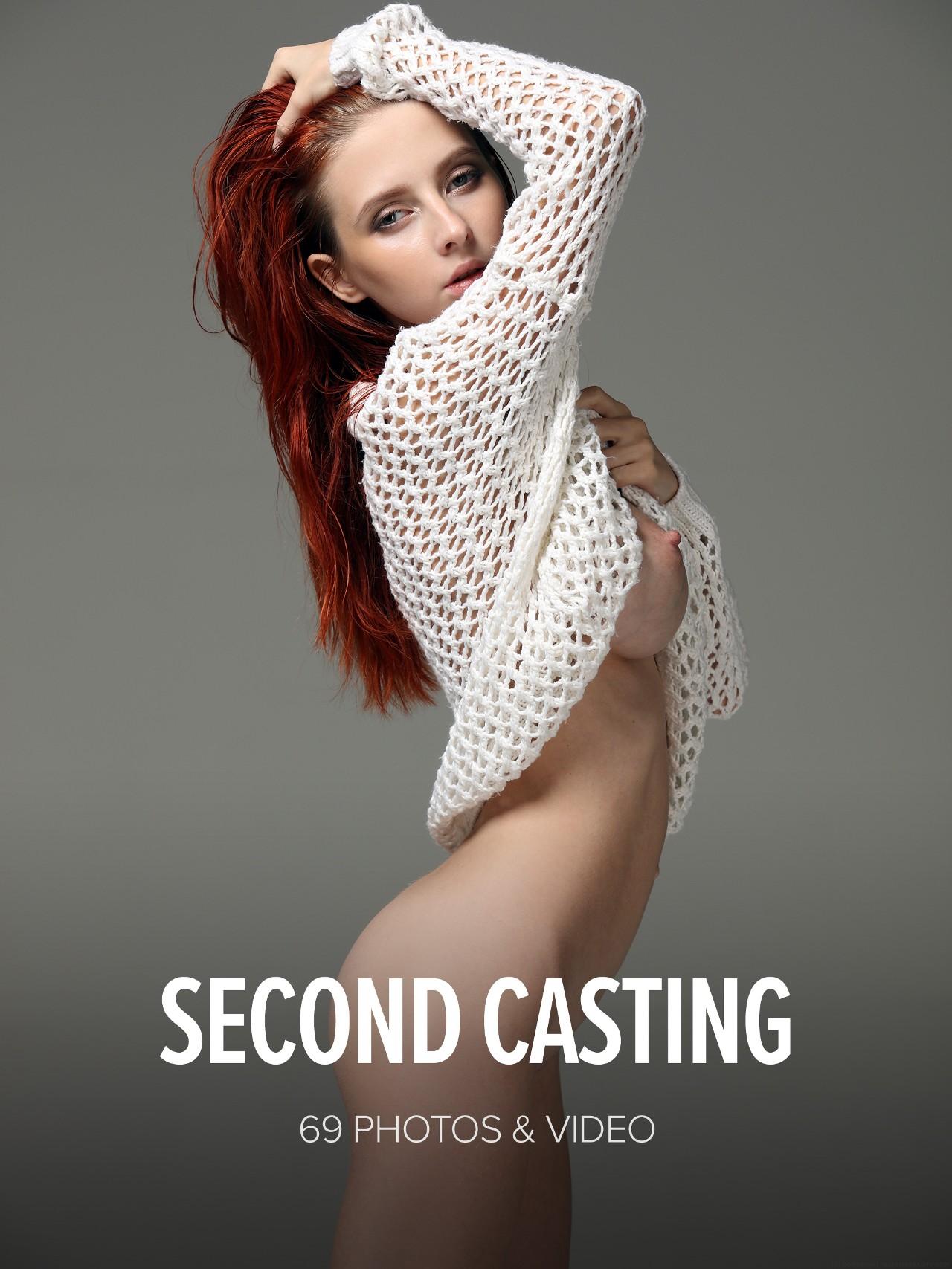 Helga Grey: Second Casting