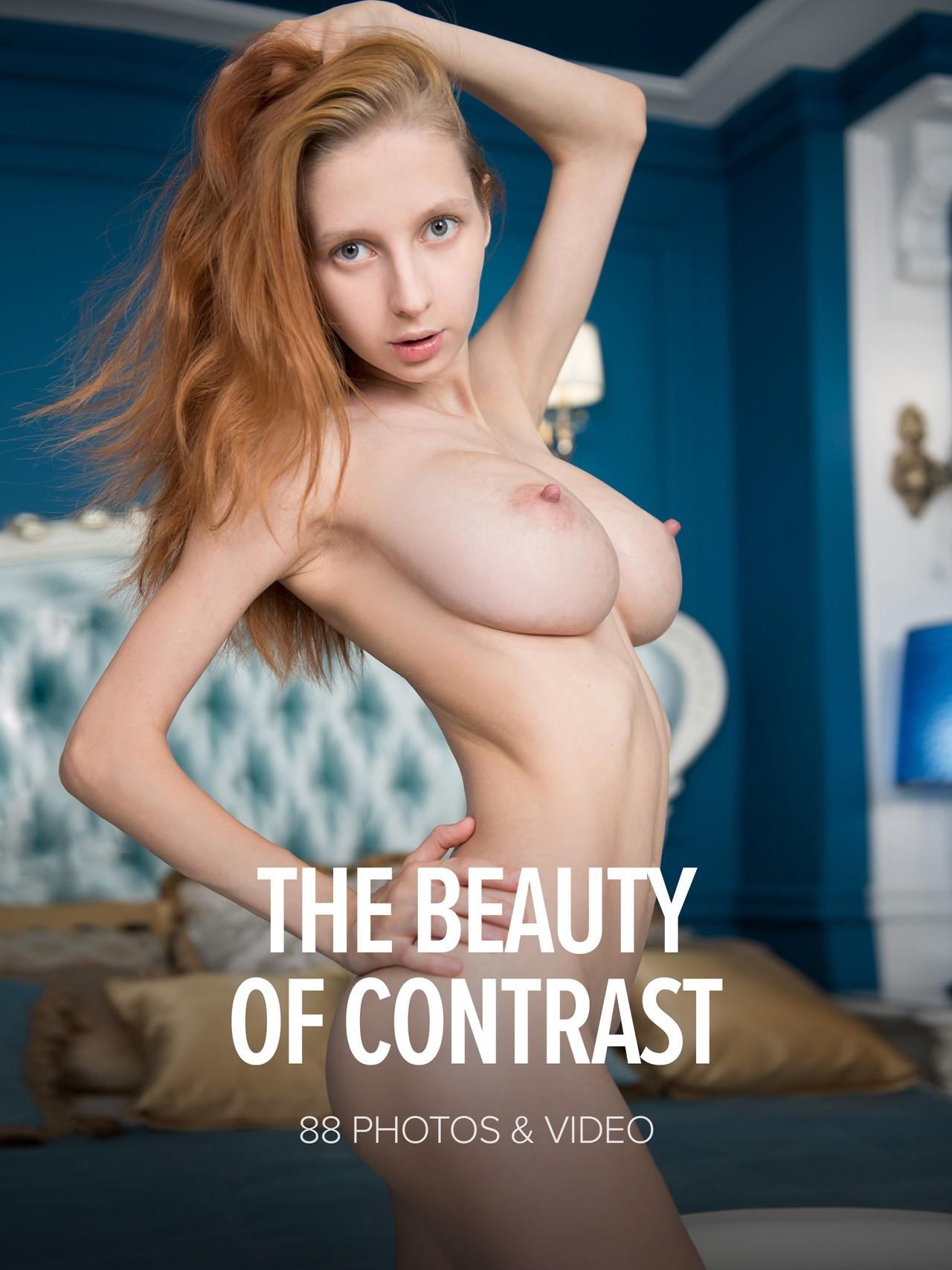 Helga Grey: The Beauty Of Contrast