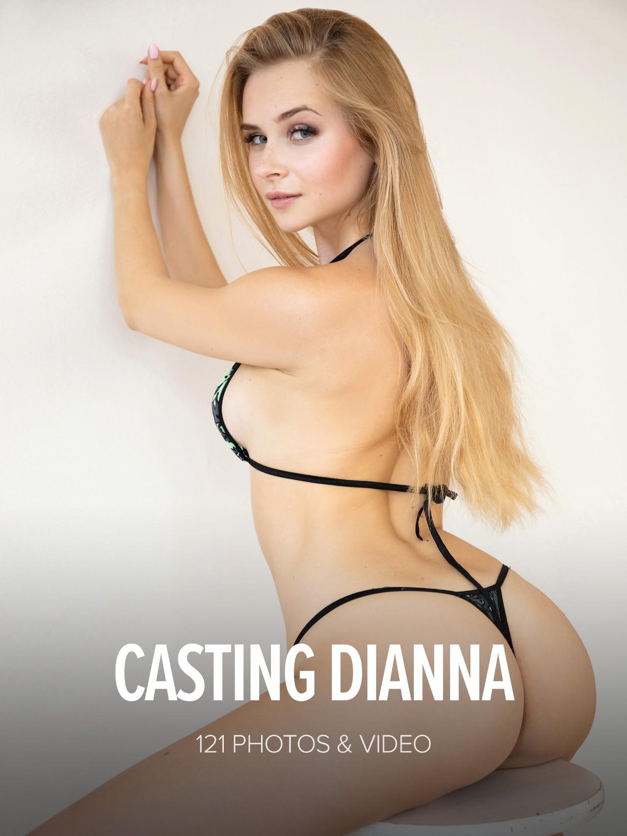 Dianna: CASTING Dianna