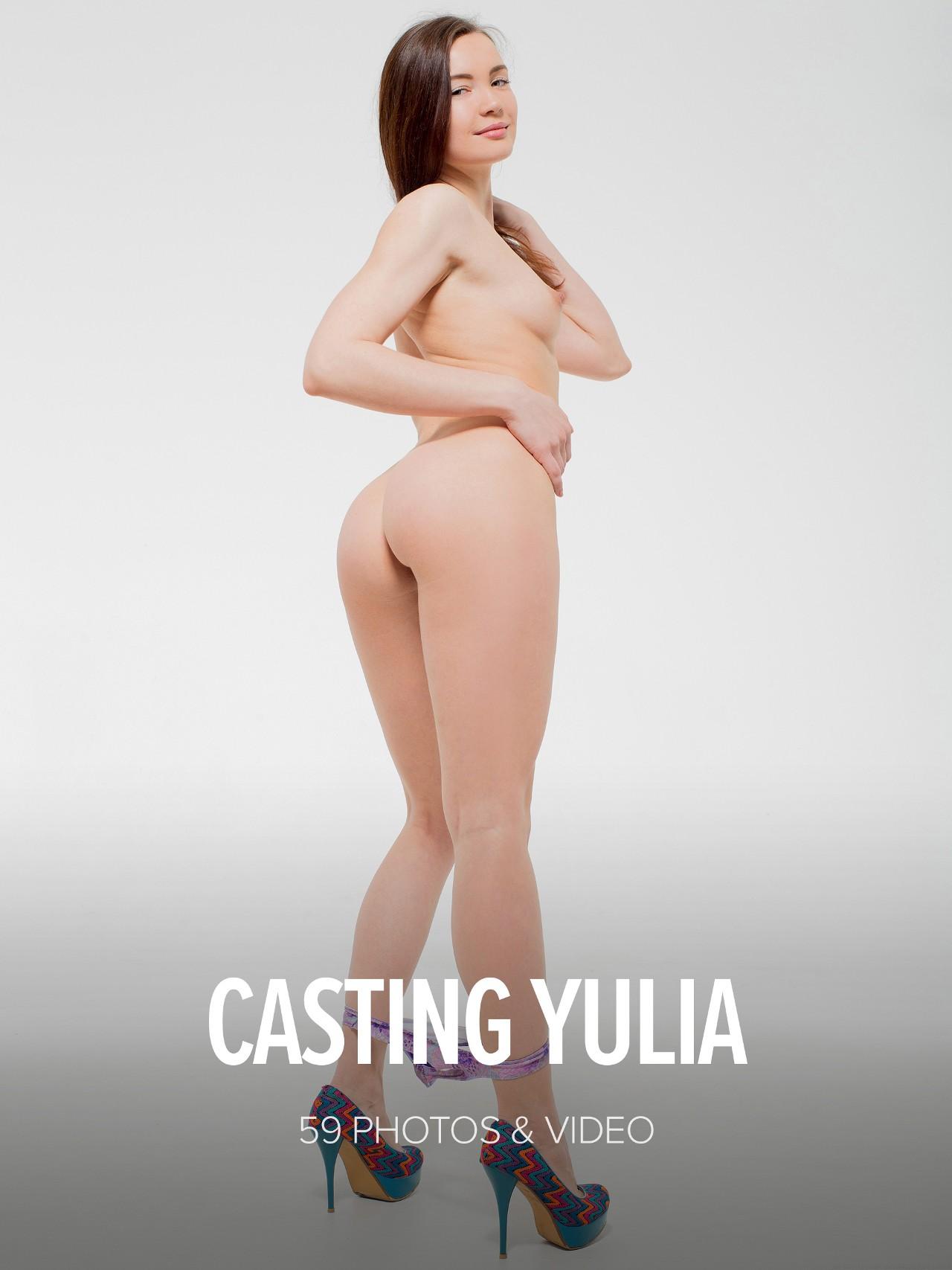 Yulia: CASTING Yulia