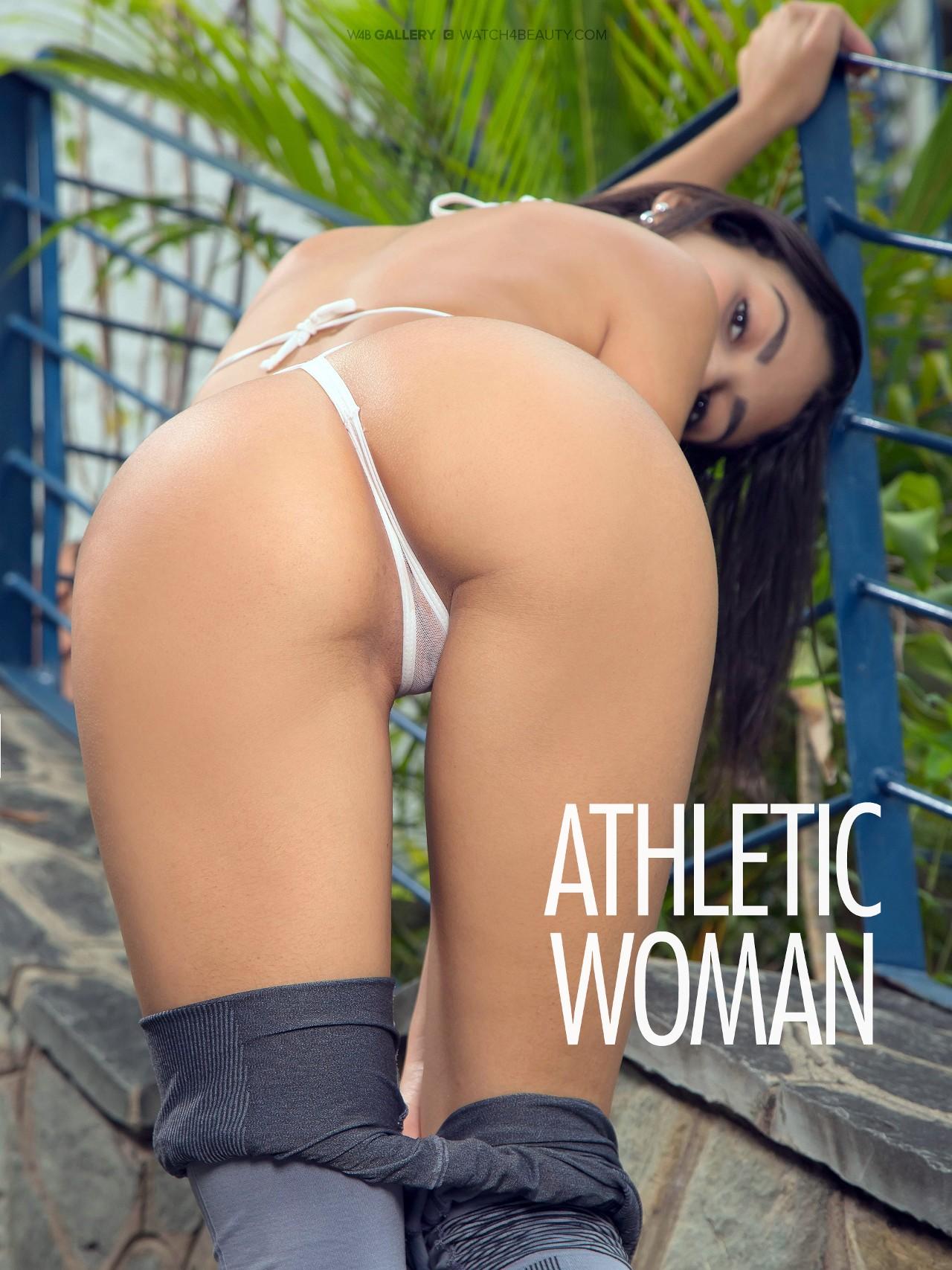 Camila Saint: Athletic Woman