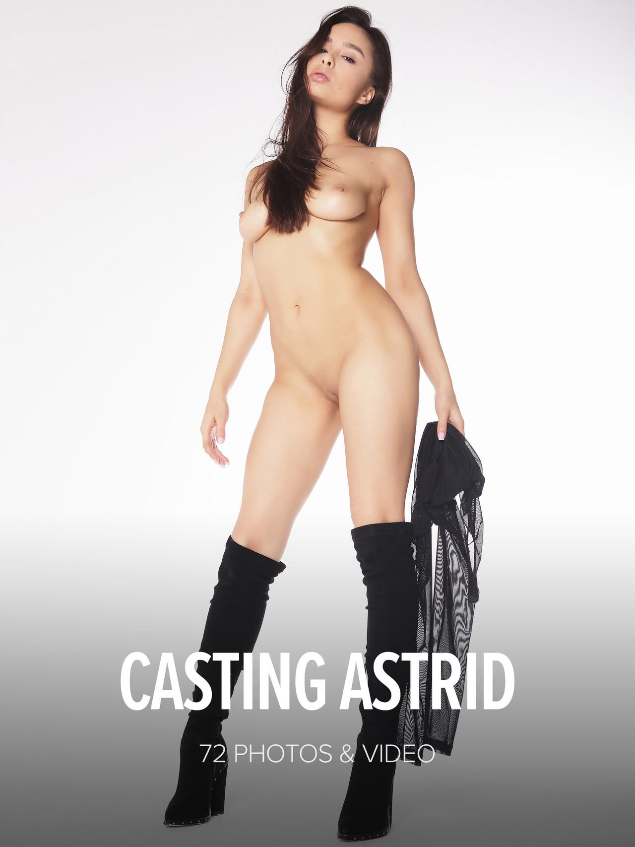Astrid: CASTING Astrid