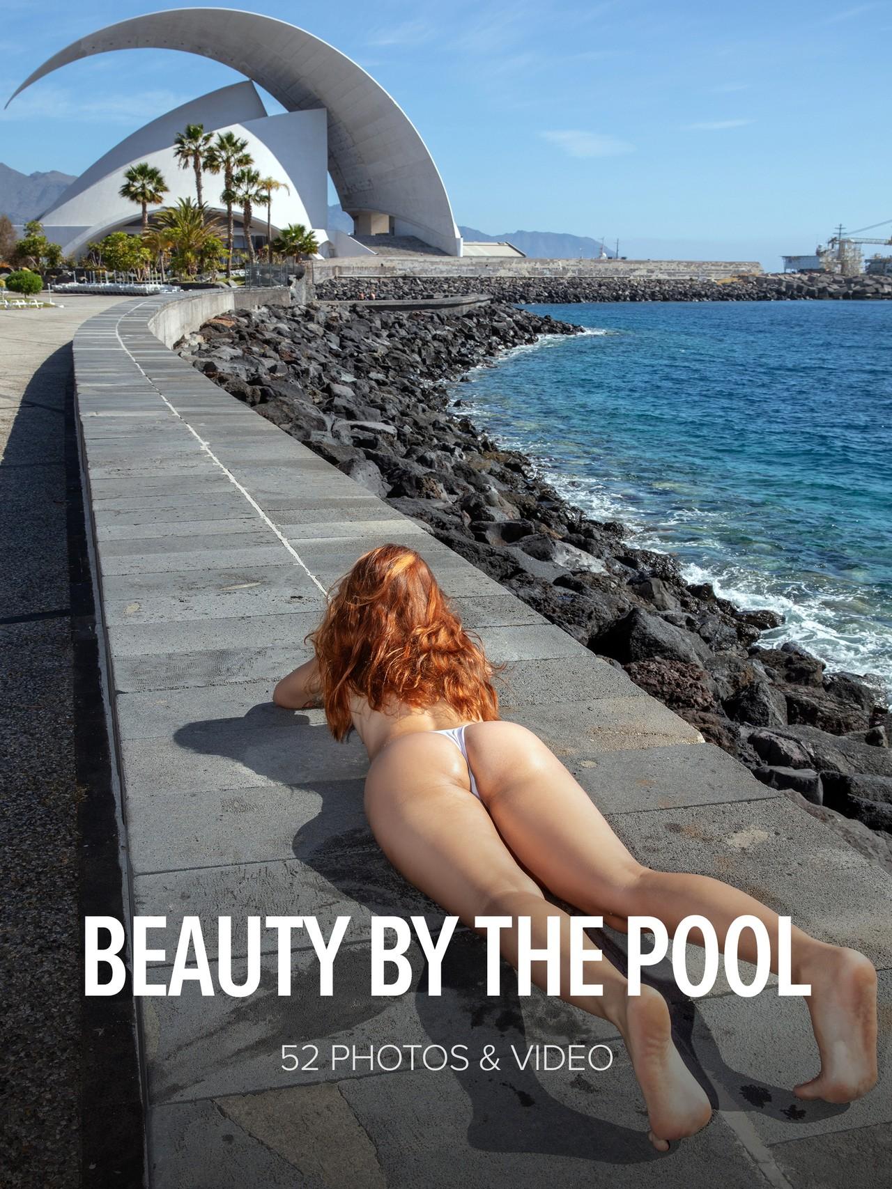 Agatha Vega: Beauty By The Pool