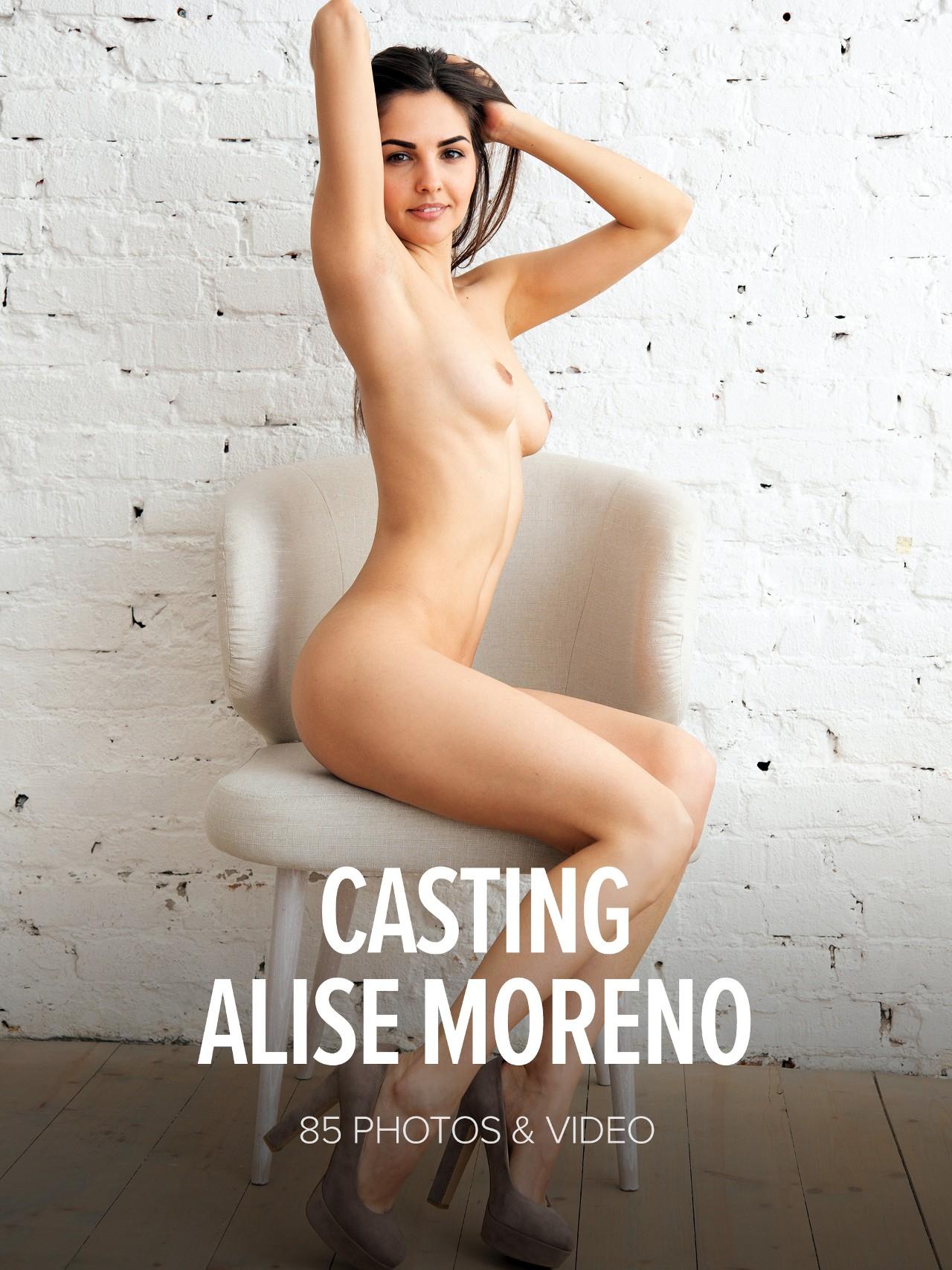 Alise Moreno: CASTING Alise Moreno