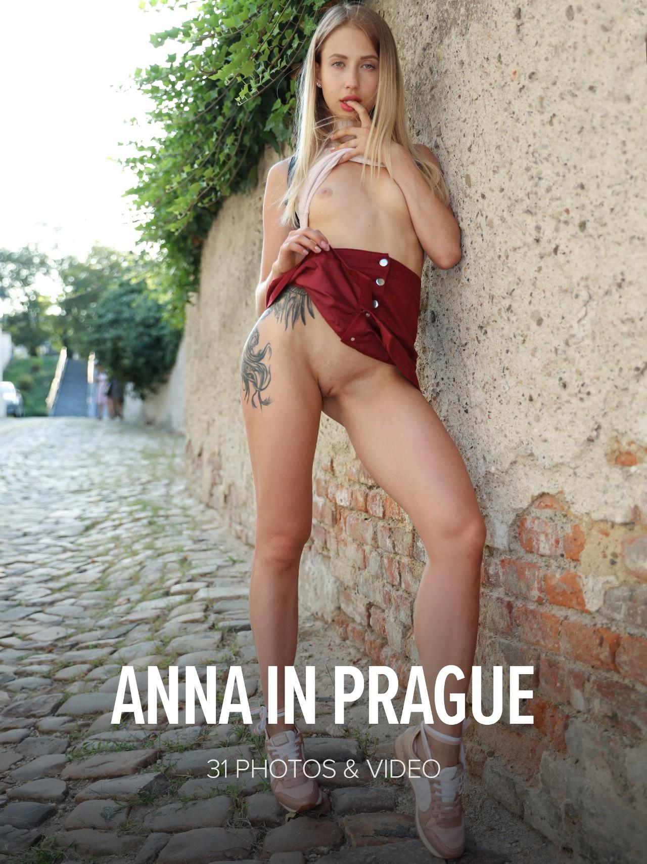 Anna Di: Anna In Prague