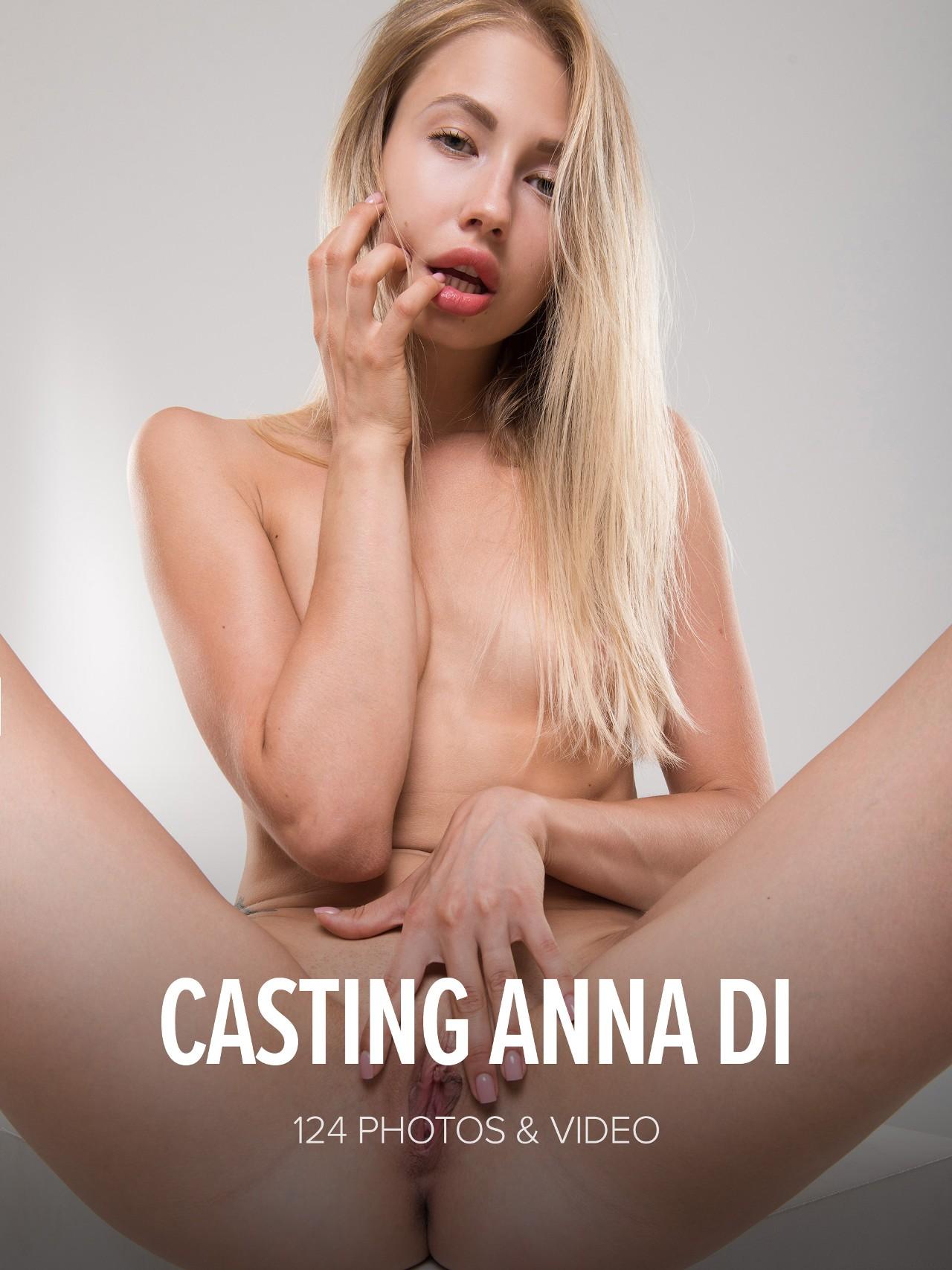 Anna Di: Casting Anna Di