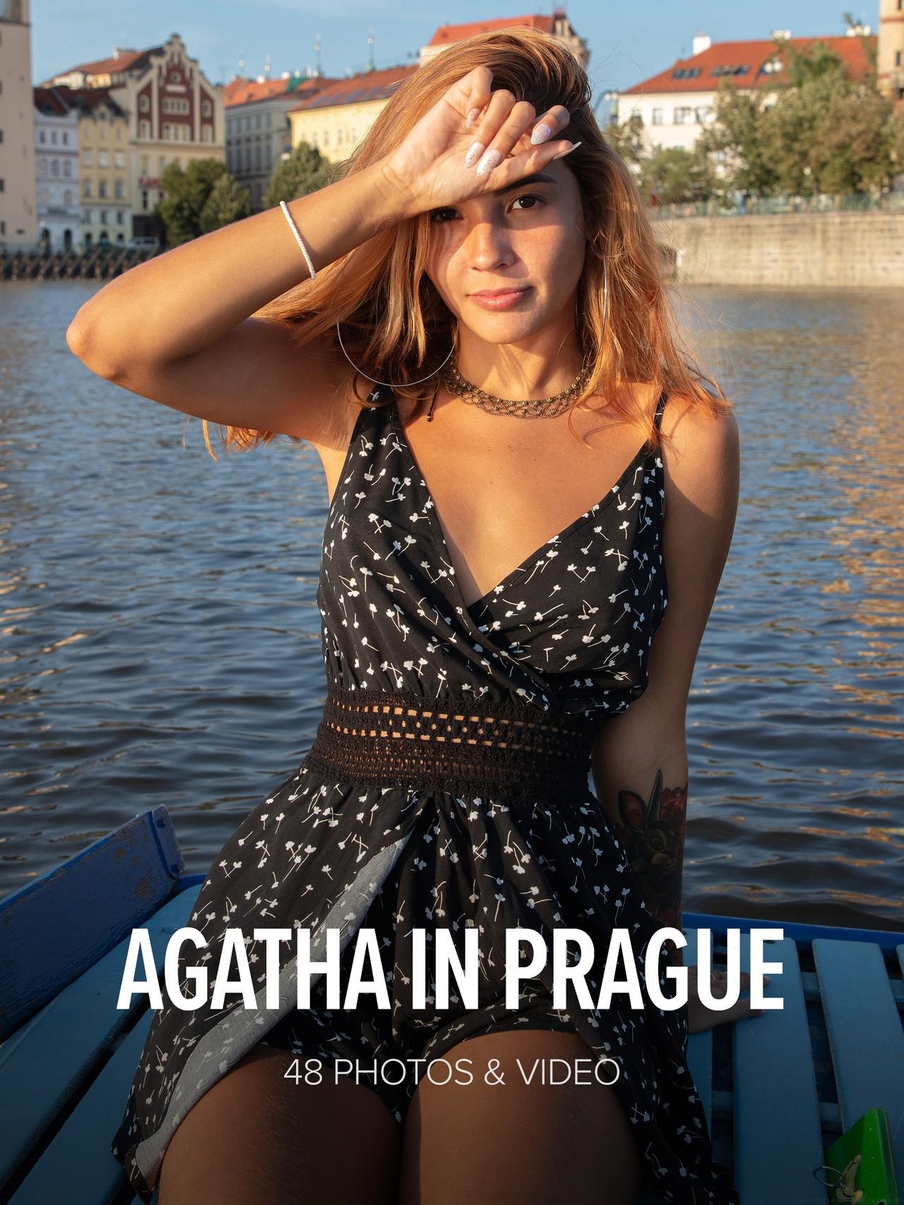 Agatha Vega: Agatha In Prague