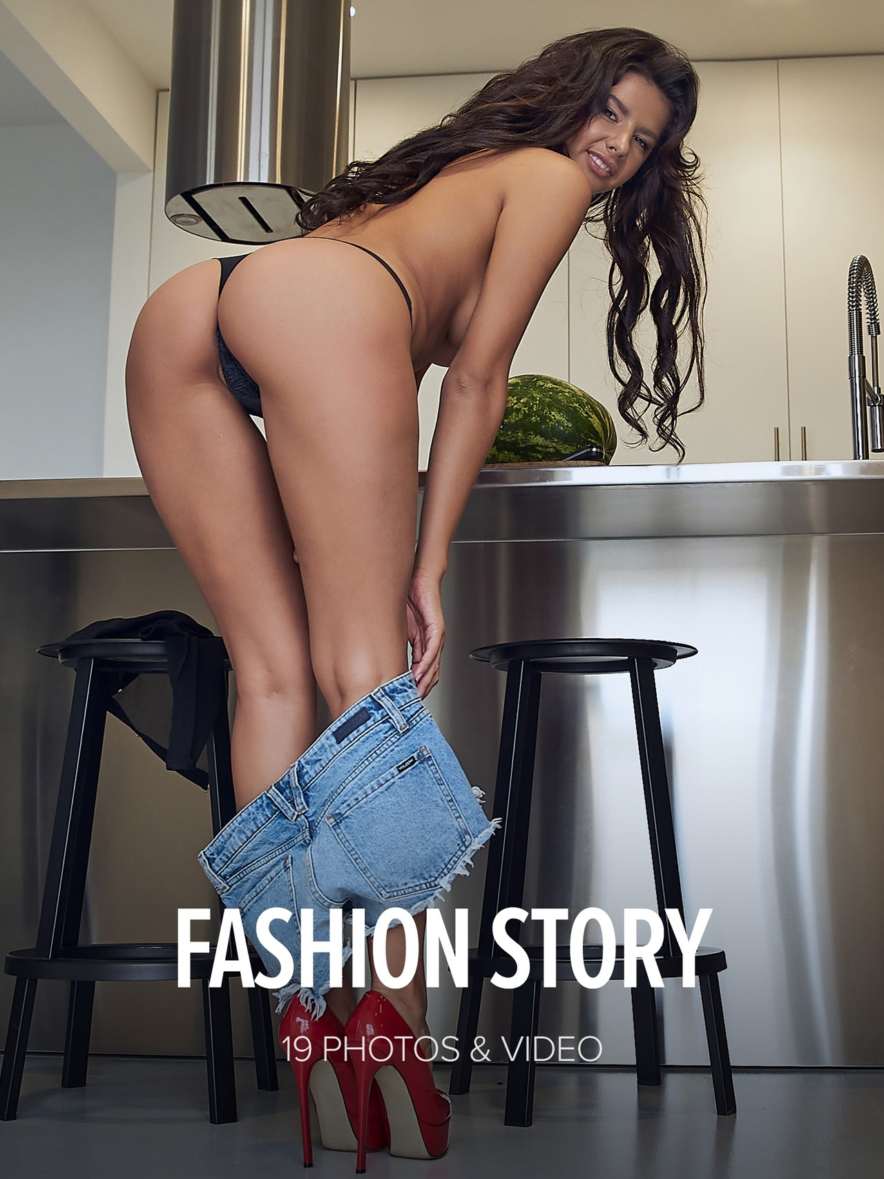 Nadia: Fashion Story