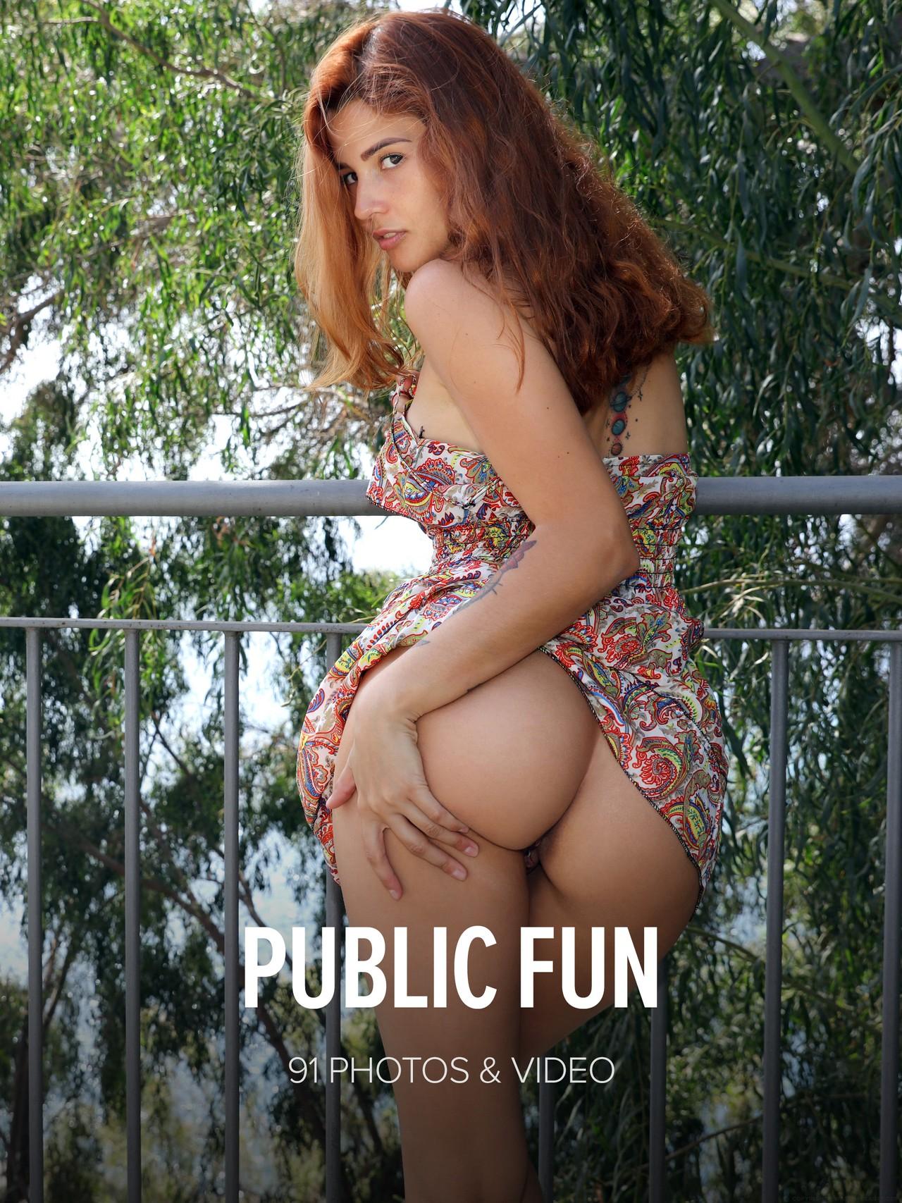 Agatha Vega: Public Fun