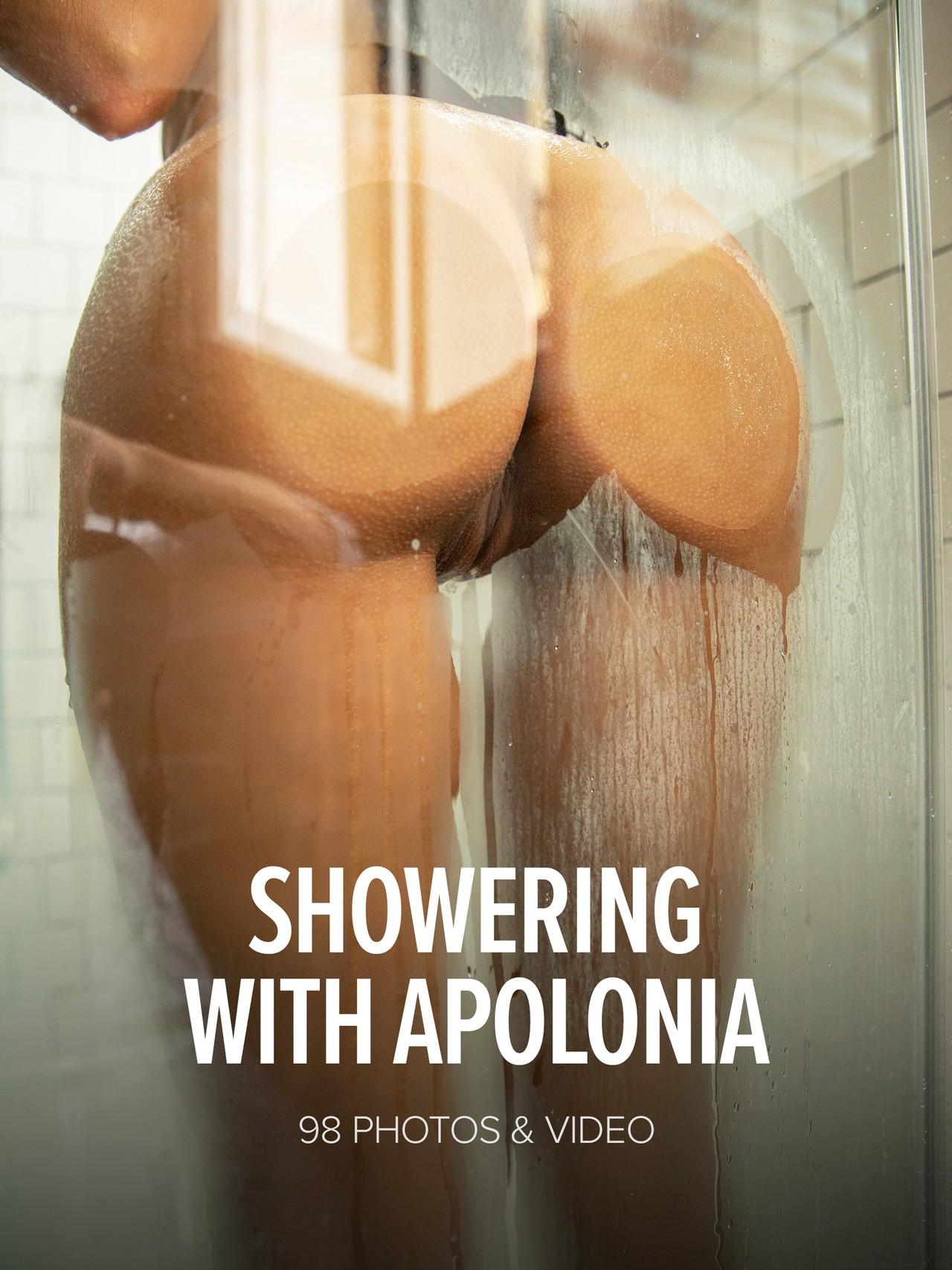Apolonia: Showering With Apolonia