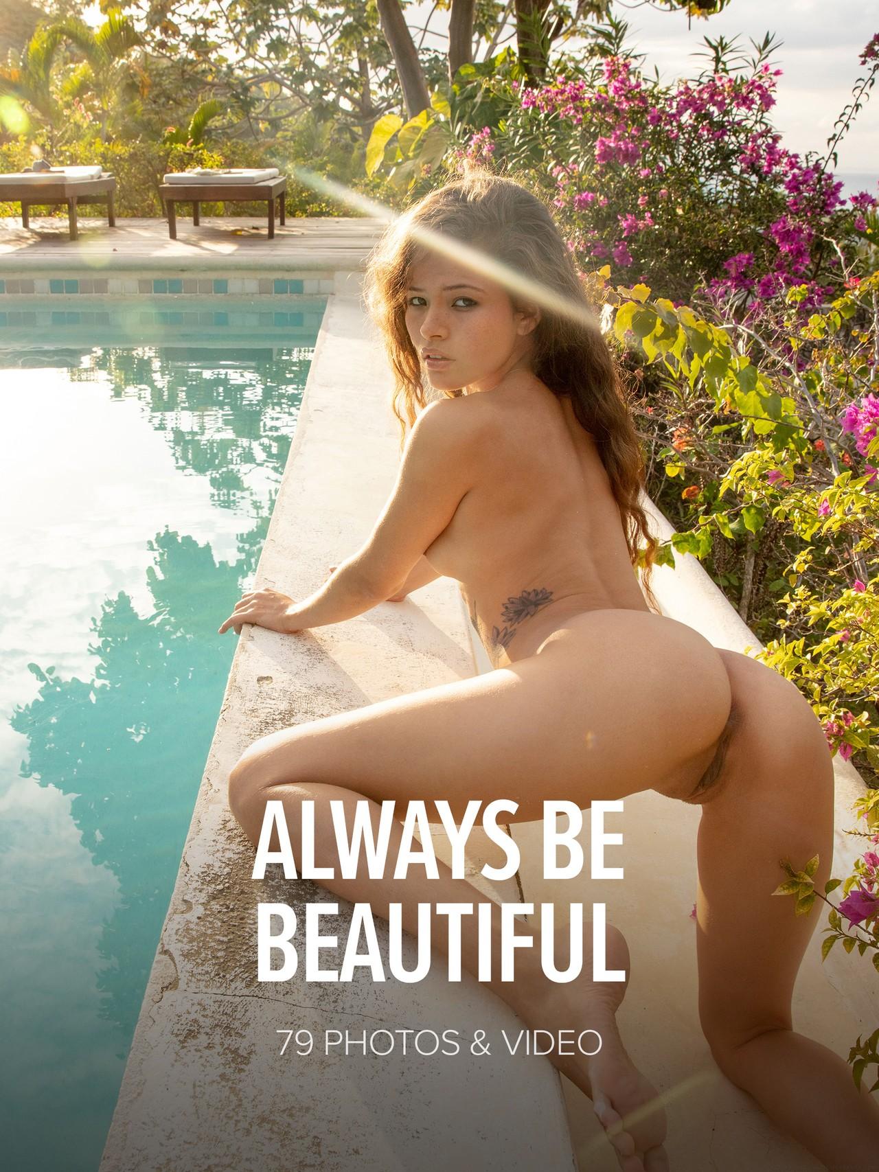 Irene Rouse: Always Be Beautiful