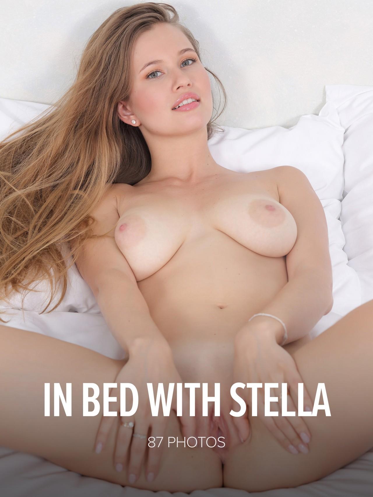 Stella Gardo: In Bed With Stella