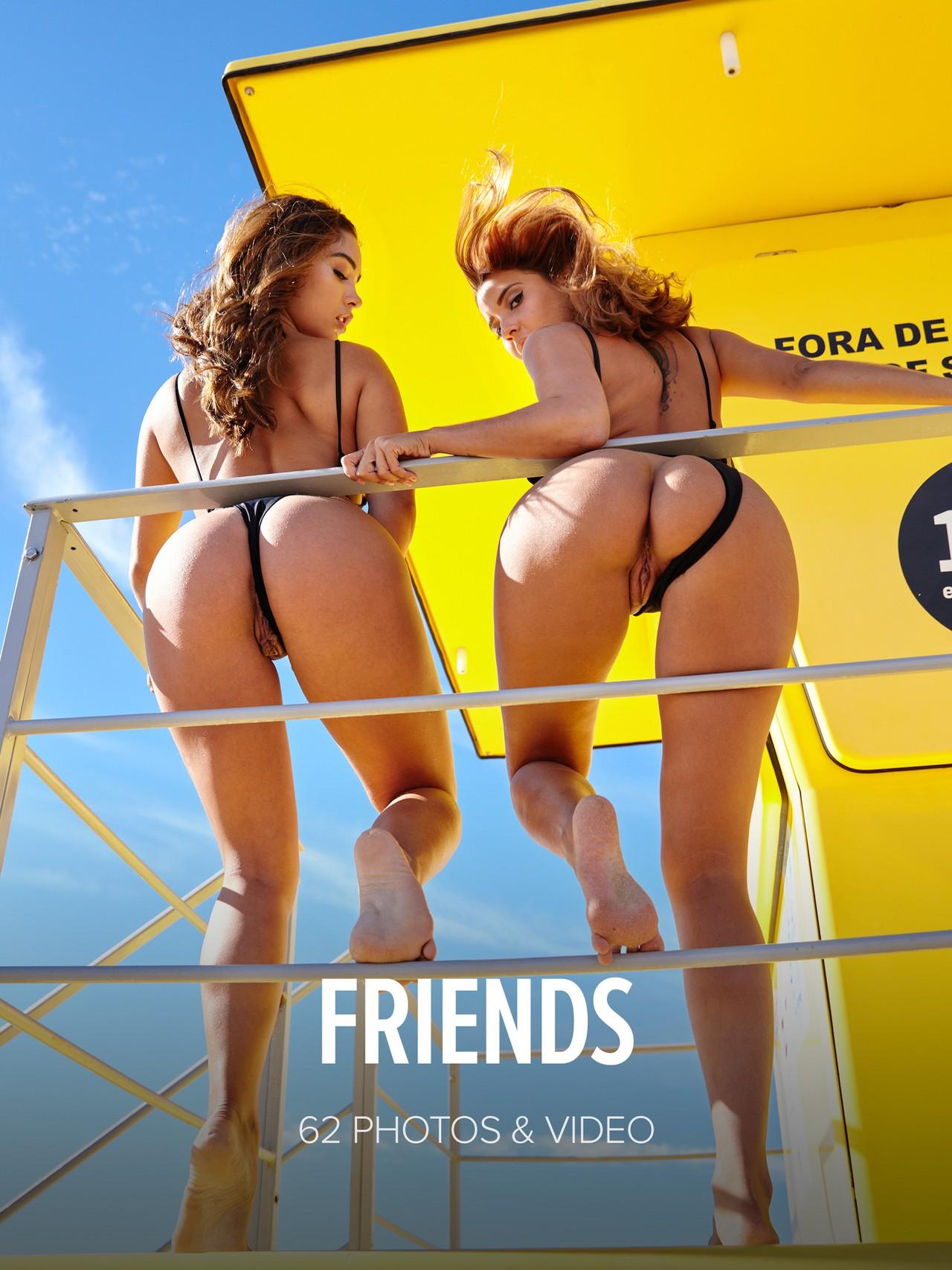 Agatha Vega, Ginebra Bellucci: Friends