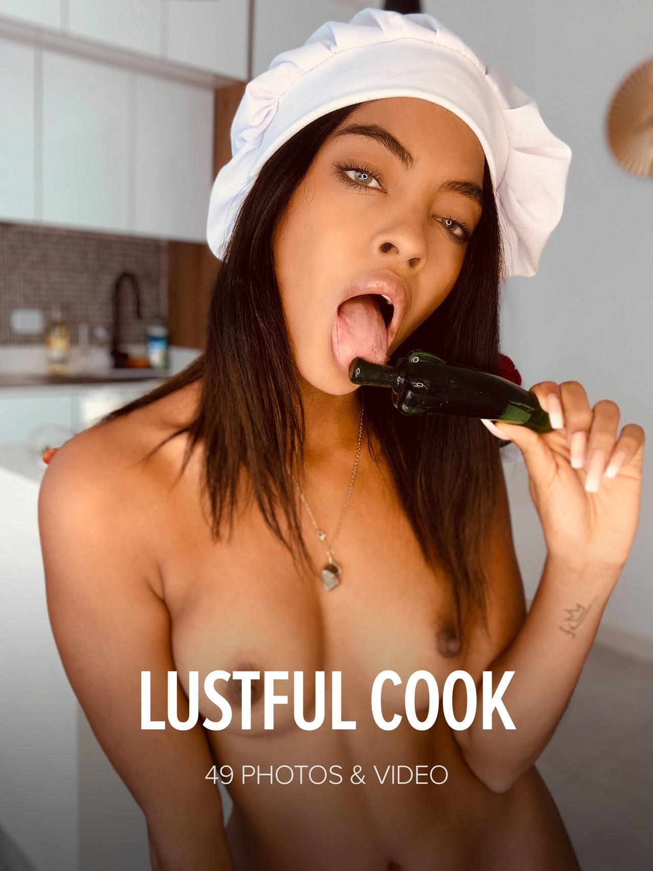 Sofi Vega: Lustful Cook
