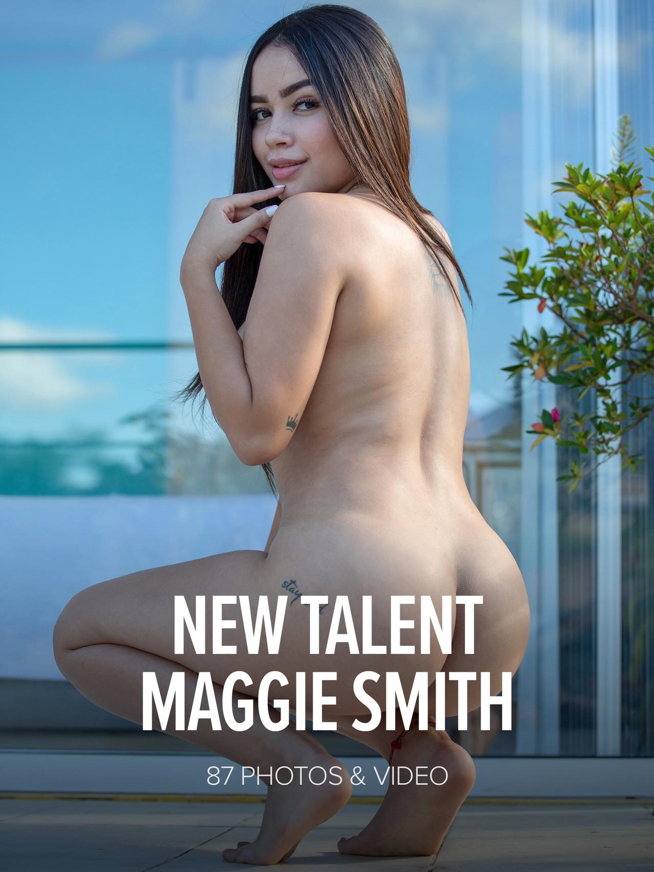 Maggie Smith: New Talent Maggie Smith
