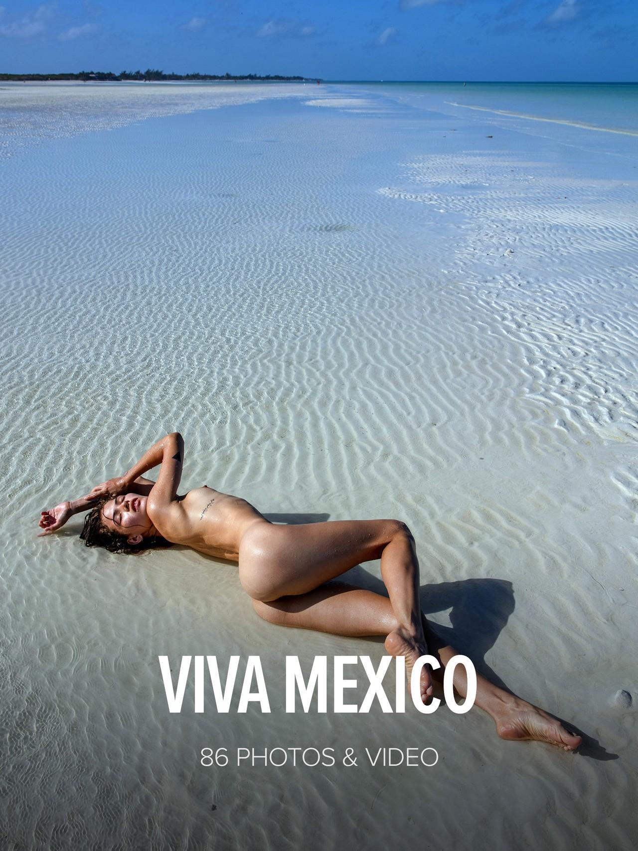 Irene Rouse: Viva Mexico