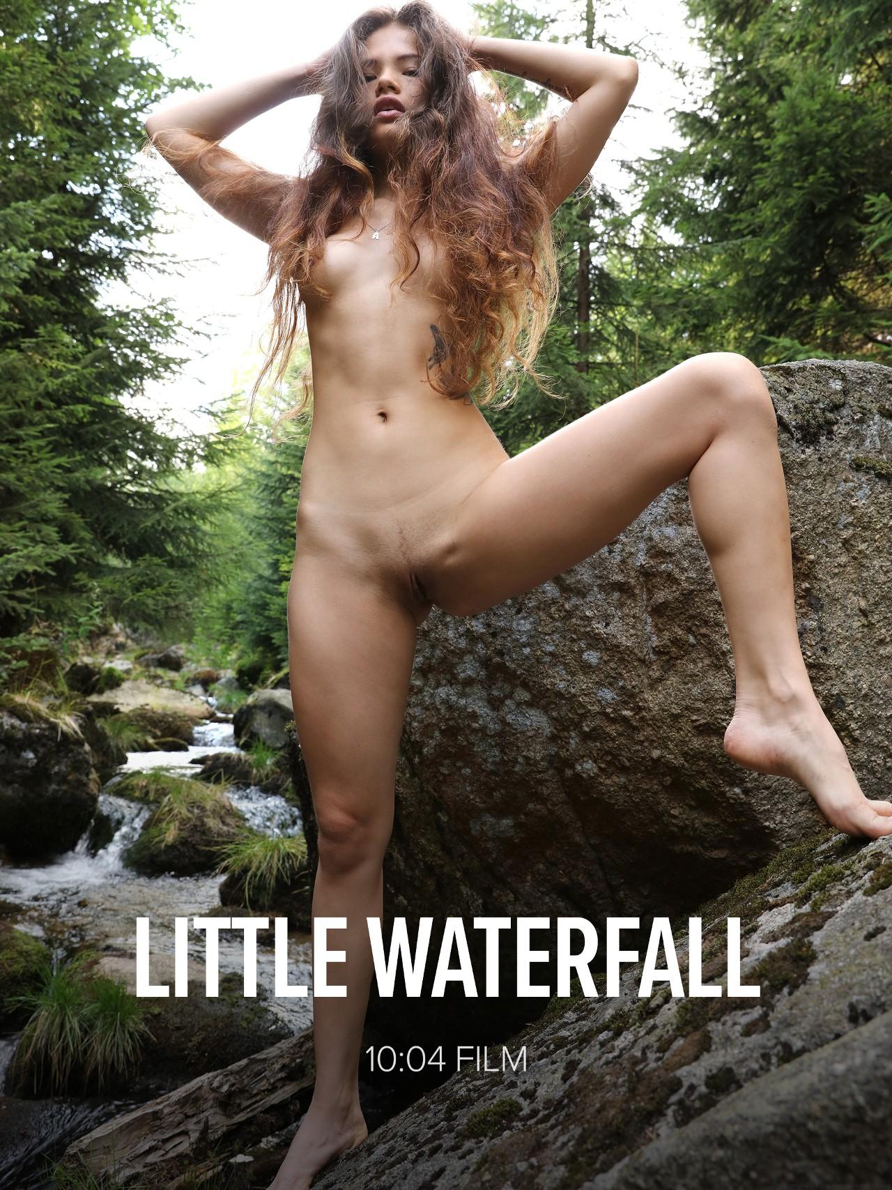 Irene Rouse: Little Waterfall