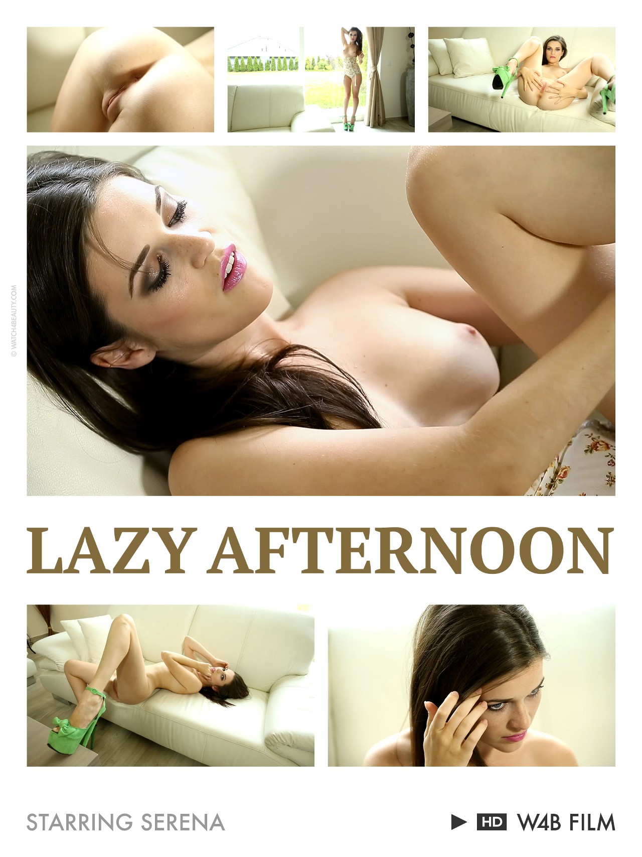 Serena: Lazy afternoon