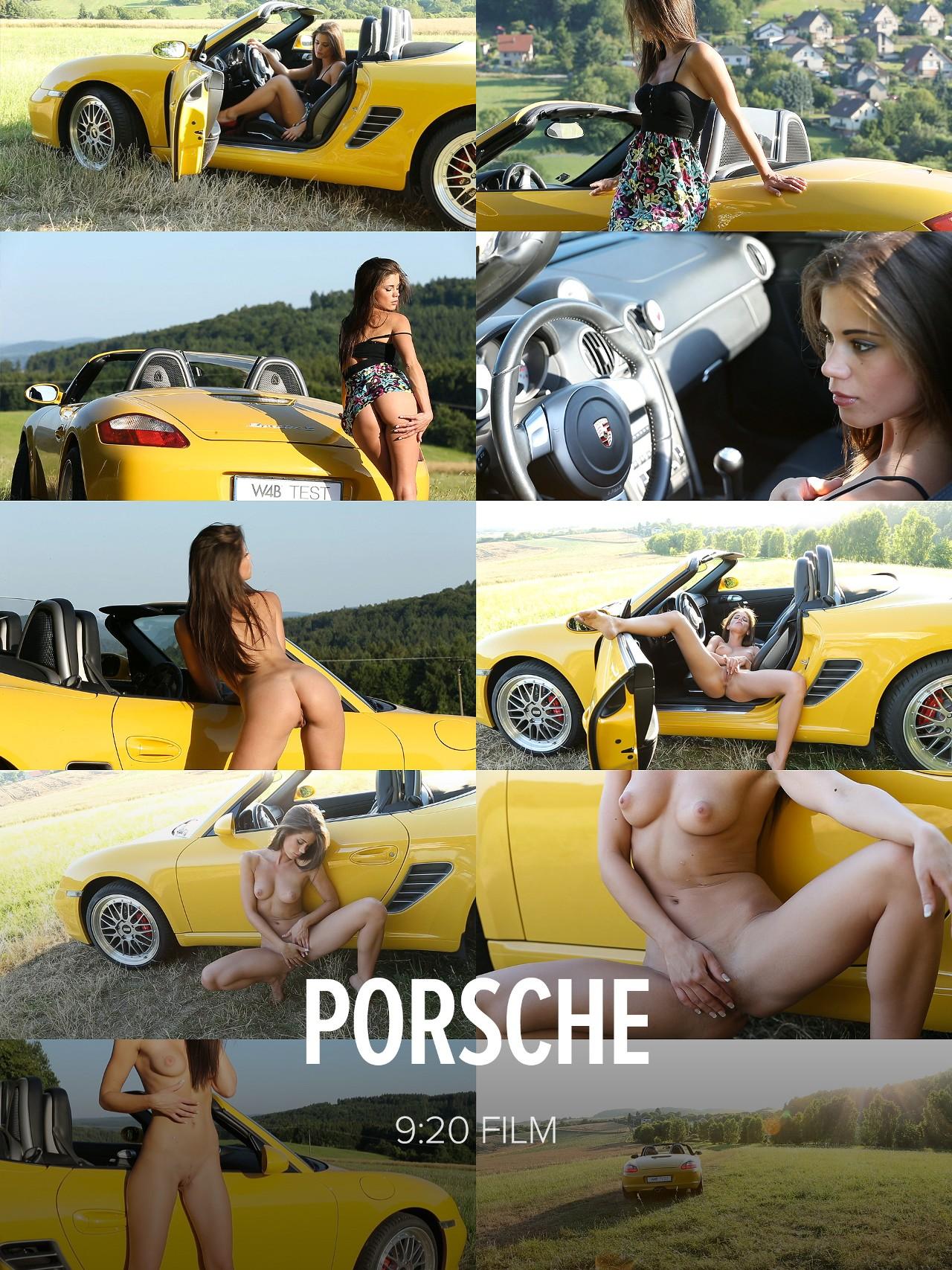 Little Caprice: Porsche
