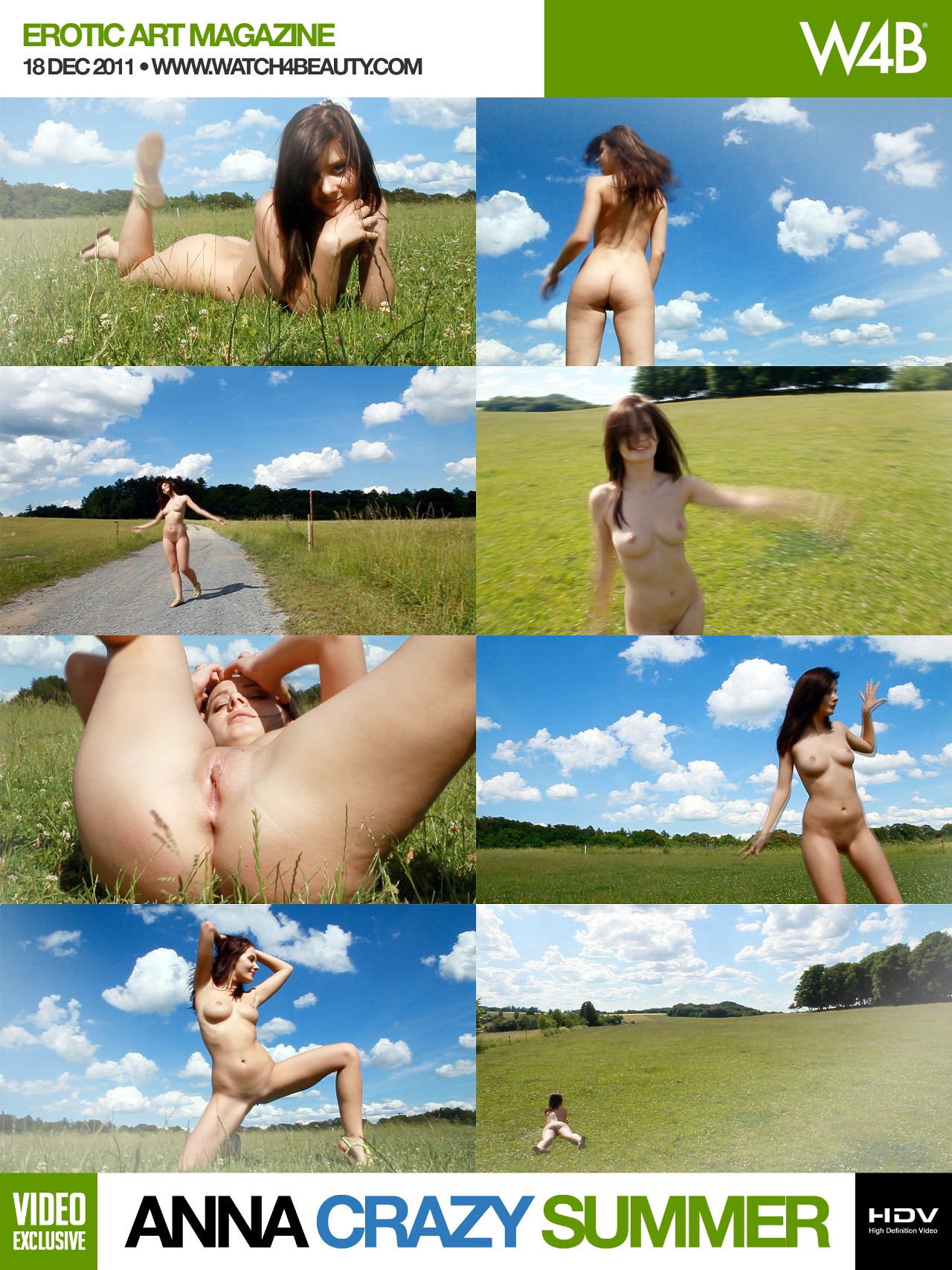 Anna: Crazy summer afternoon