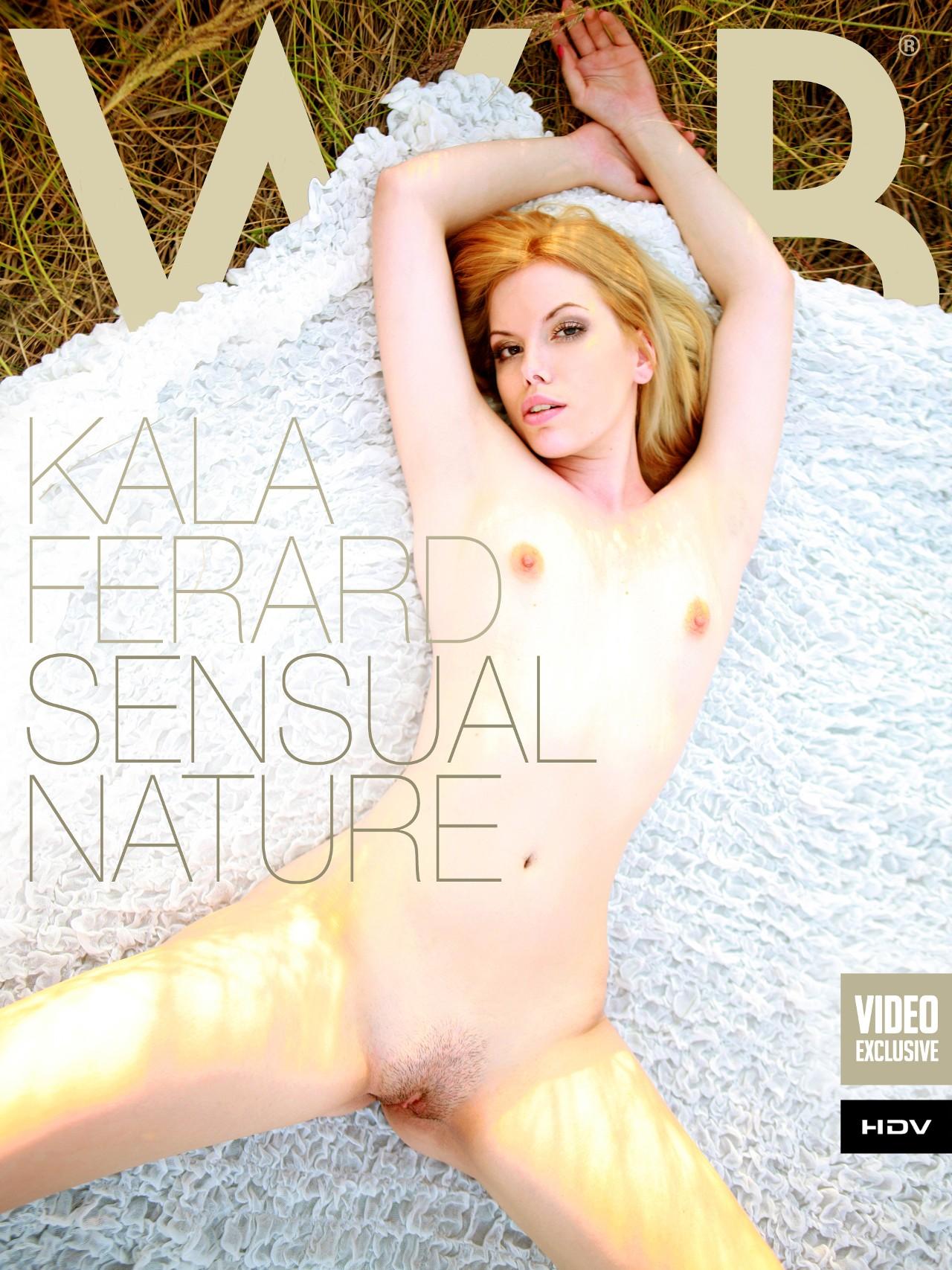 Kala Ferard: Sensual nature