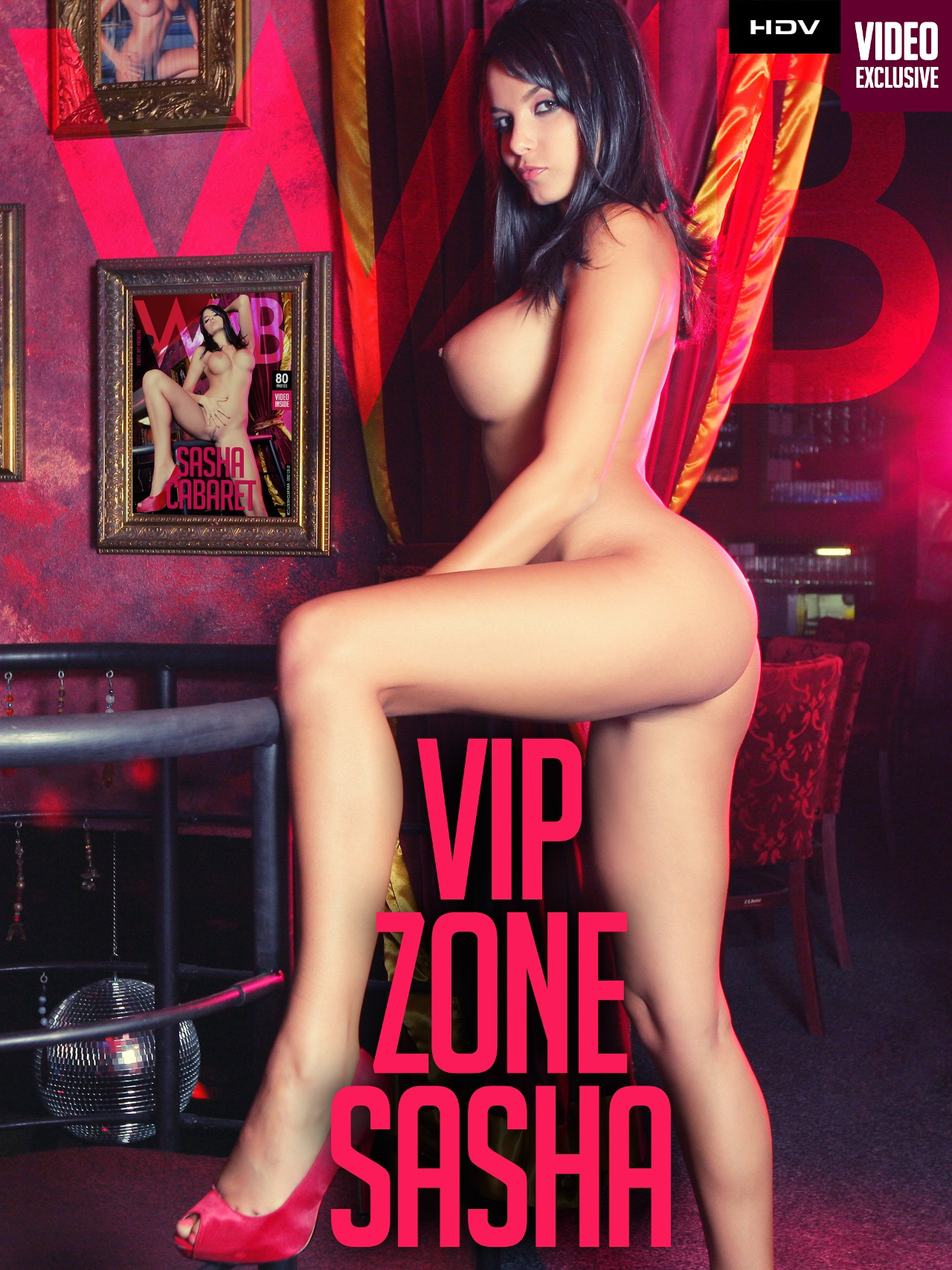 Sasha: VIP zone