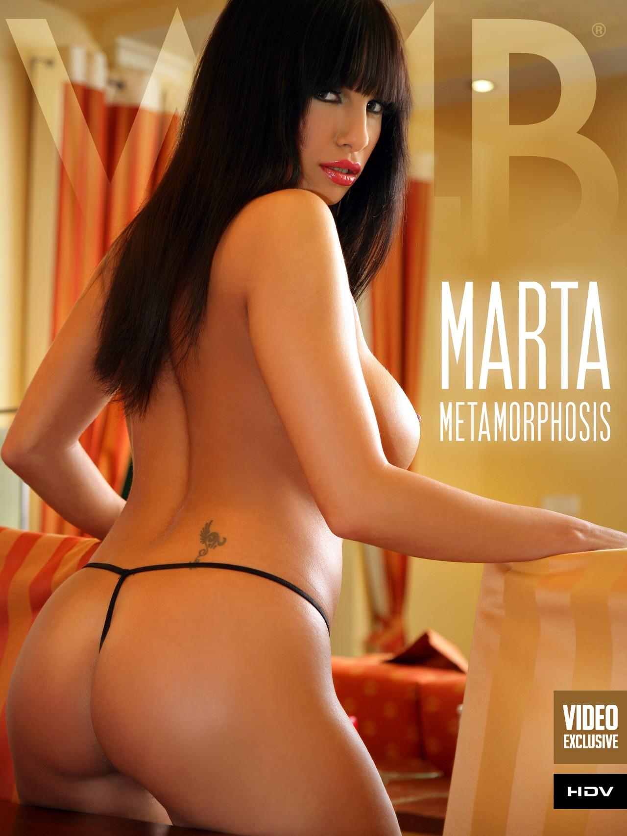 Marta: Metamorphosis