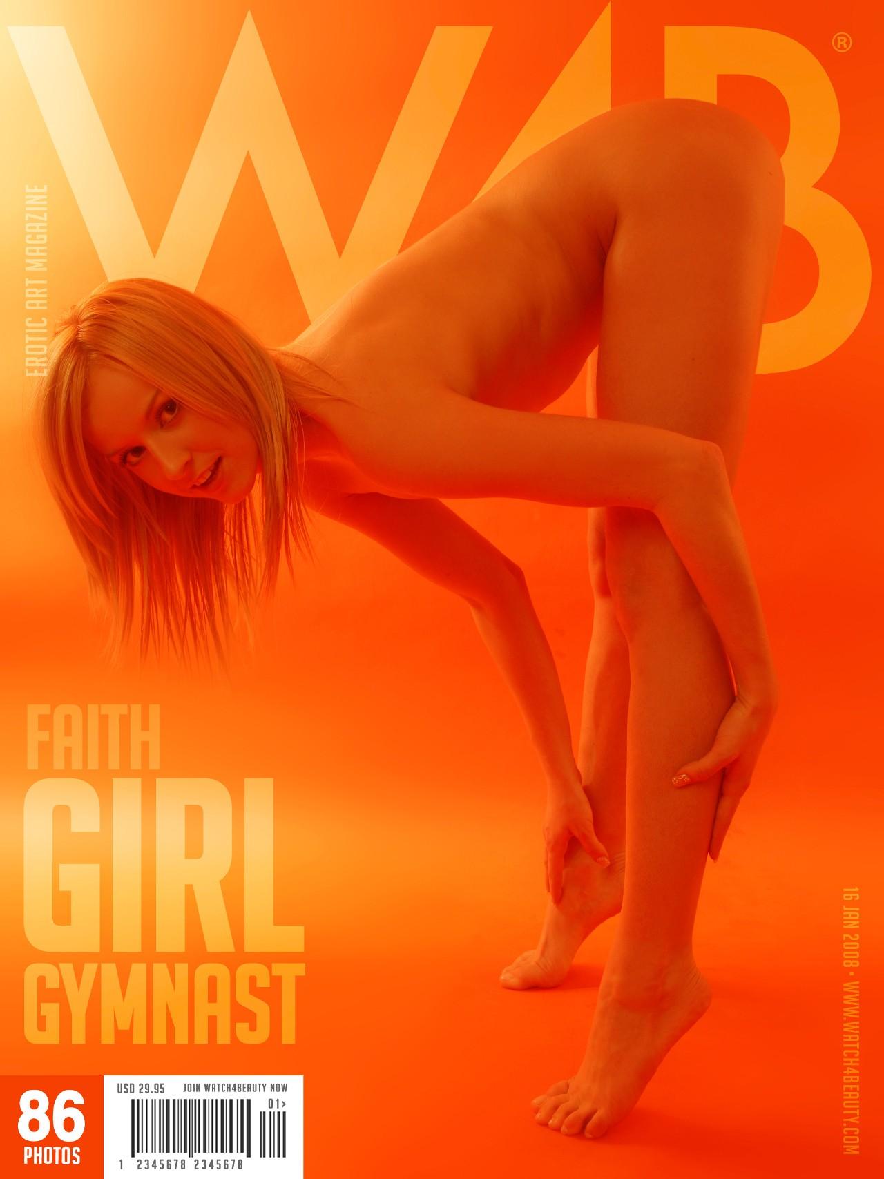 Faith: Girl gymnast