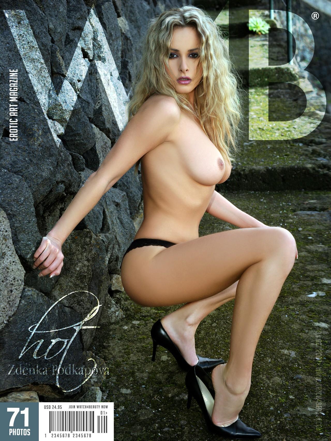 Zdenka Podkapova: Hot