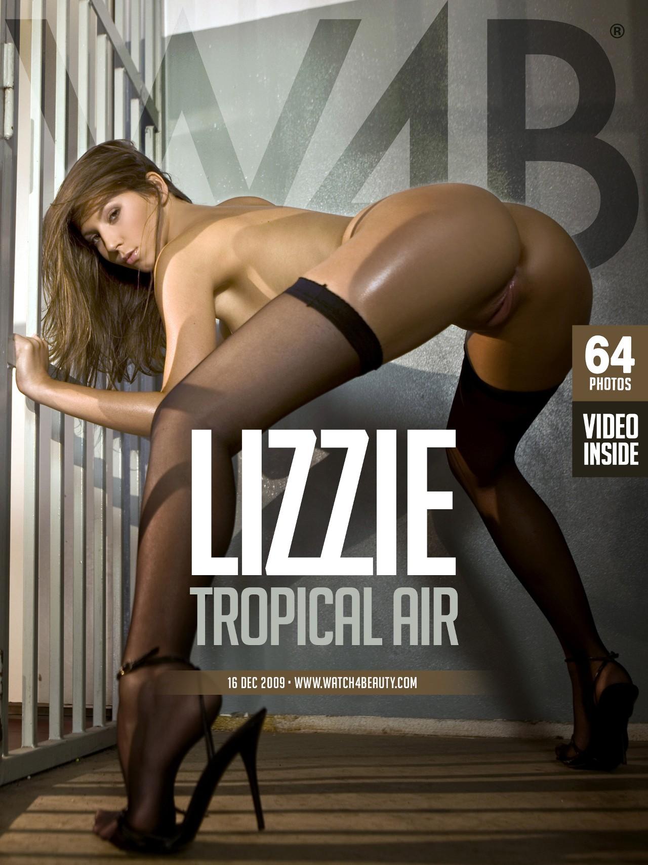 Lizzie: Tropical air