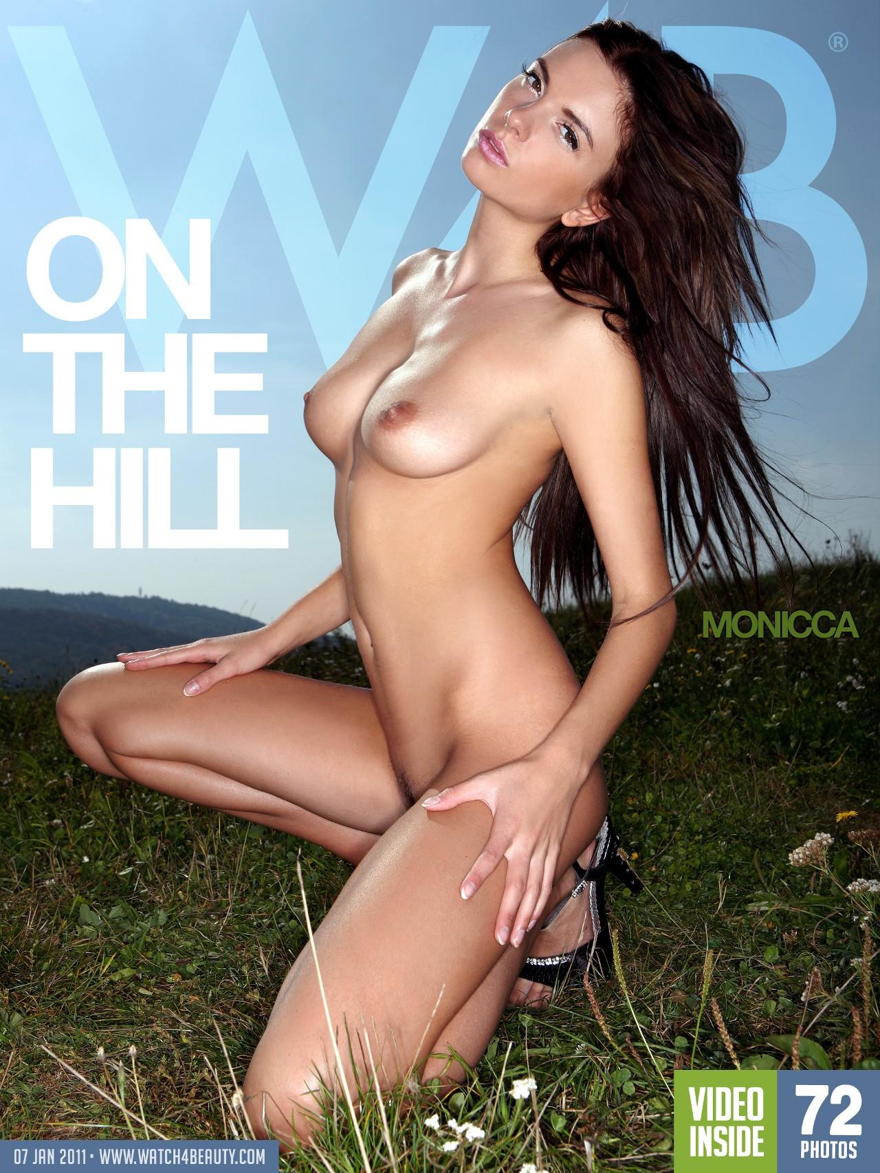Monicca: On the hill