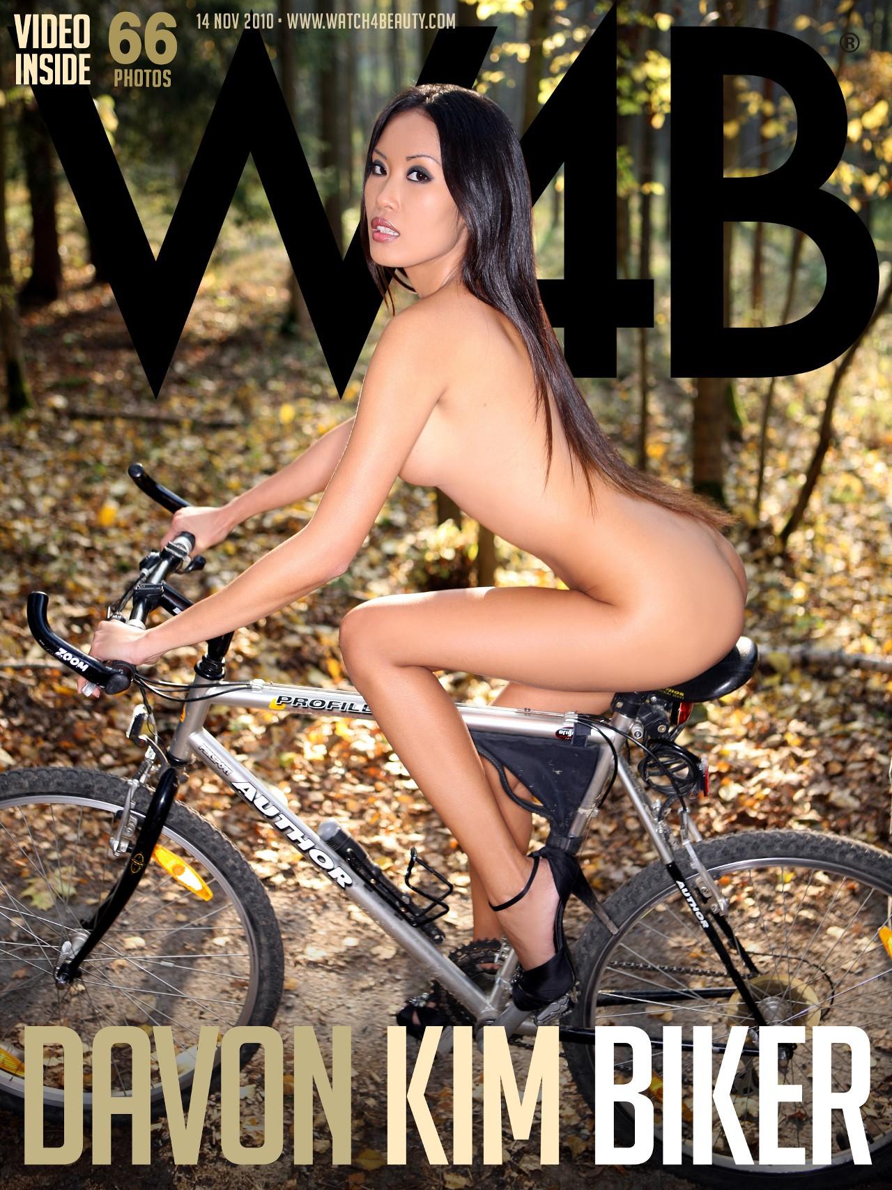 Davon Kim: Biker