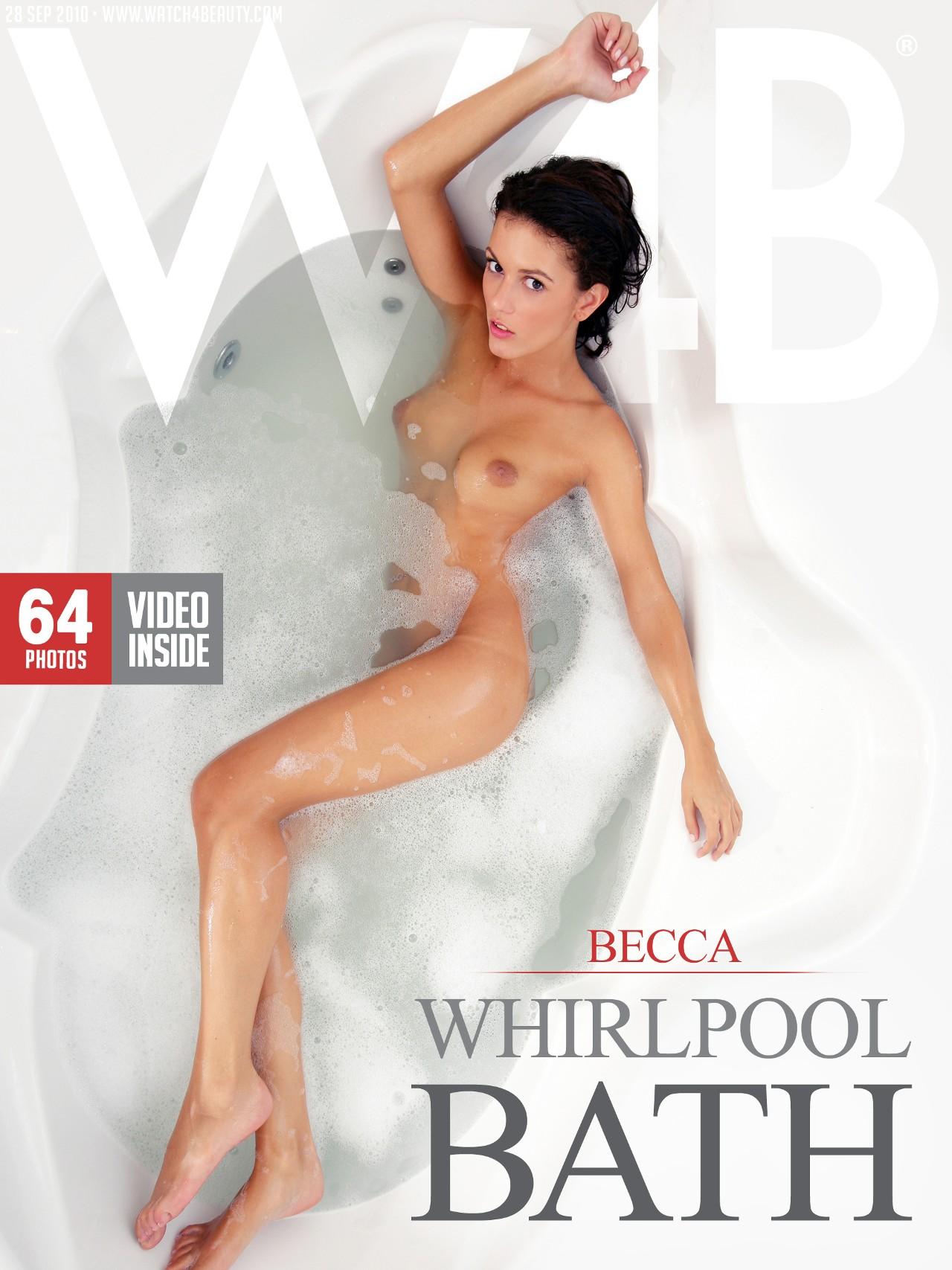 Becca: Whirlpool bath